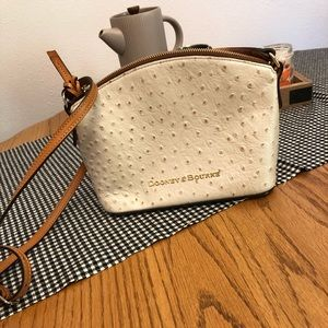 Dooney and Bourke Ostrich Leather Bag